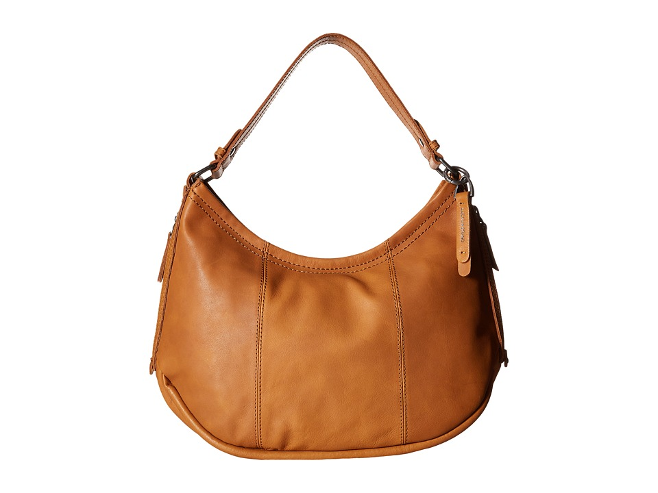 Lucky Brand - Kate Shoulder Bag (Tobacco) Shoulder Handbags