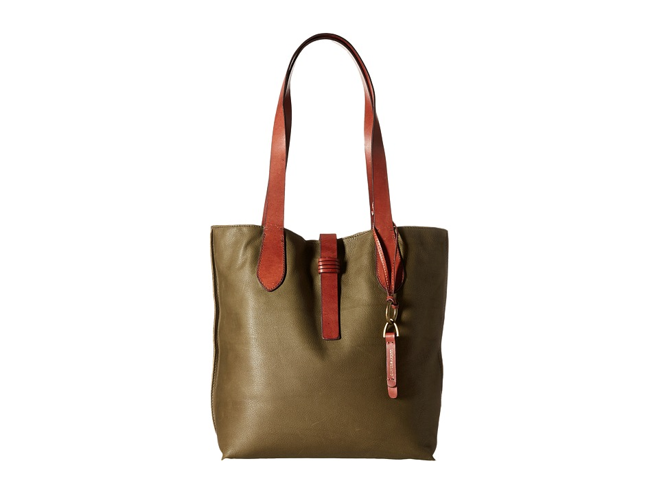 Lucky Brand - Sheldon Tote (Olive) Tote Handbags