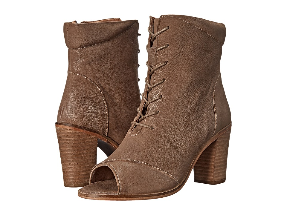 Seychelles - Stun (Taupe) Women's Lace-up Boots