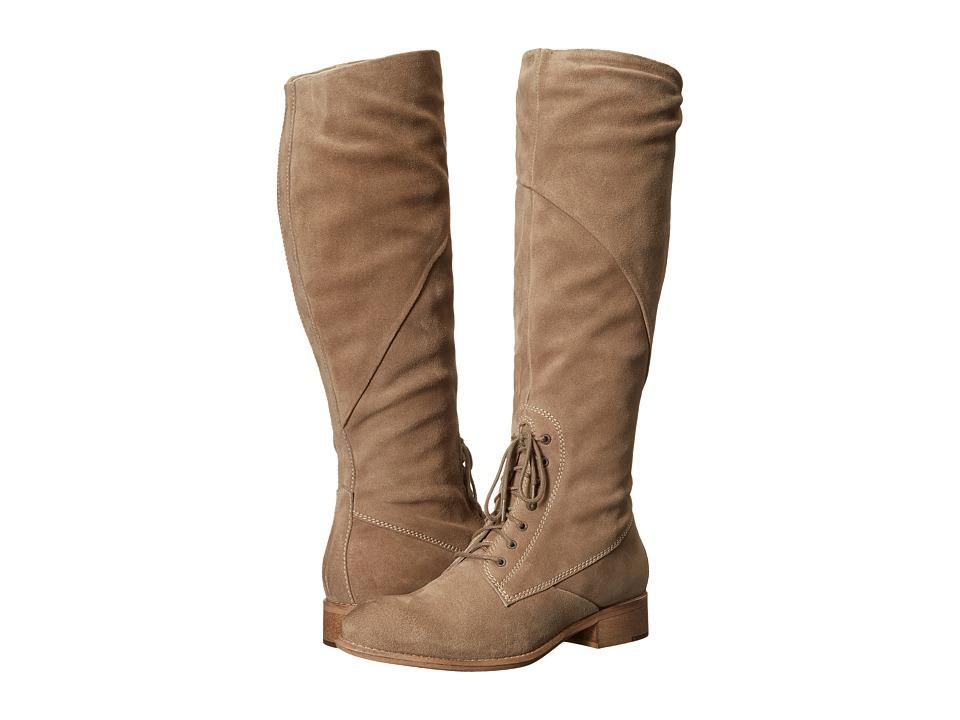 Seychelles - Serpentite (Natural Suede) Women's Zip Boots