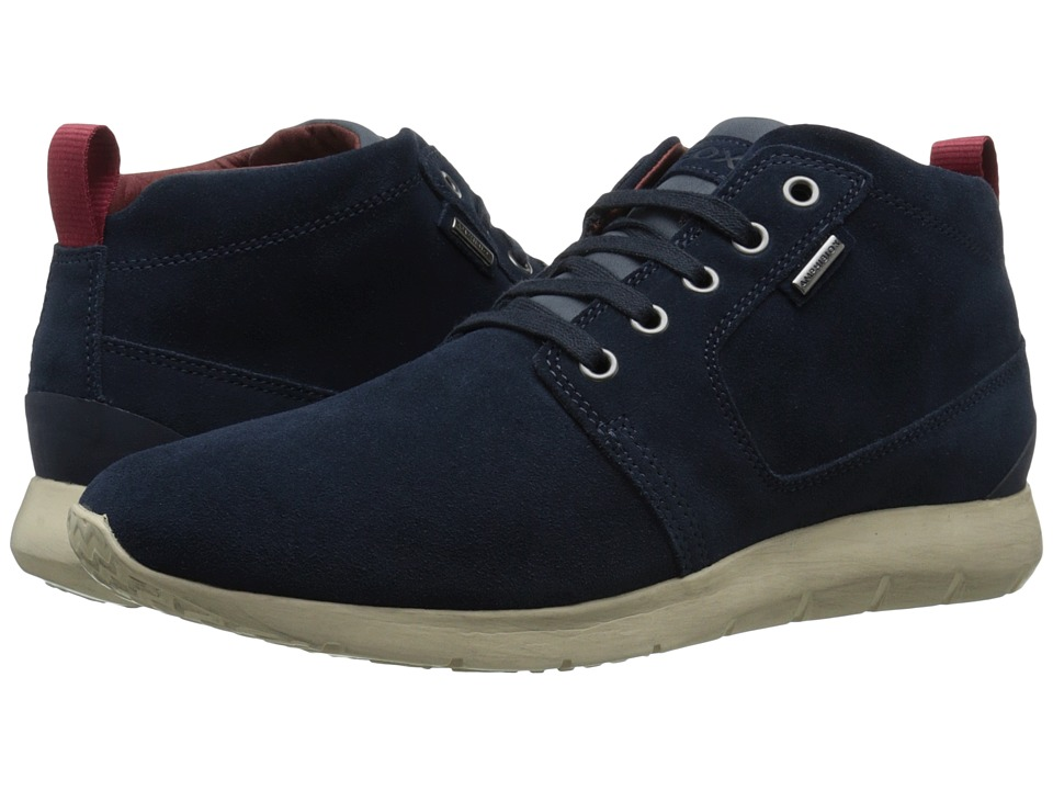 Geox - MGEKTORBABX1 (Navy) Men's Lace up casual Shoes