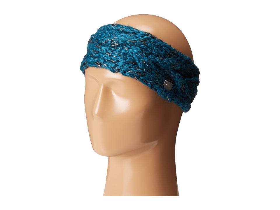 Coal - The Greer Headband (Petrol) Headband