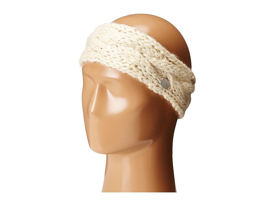 Coal - The Greer Headband (Cr me) Headband