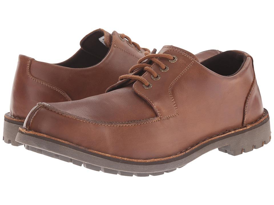 Sebago - Metcalf Algonquin (Tan Leather) Men