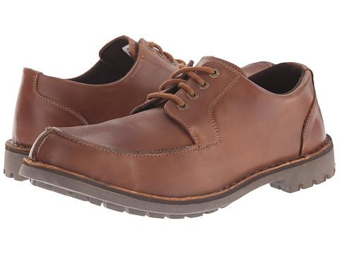 Sebago - Metcalf Algonquin (Tan Leather) Men's Lace up casual Shoes