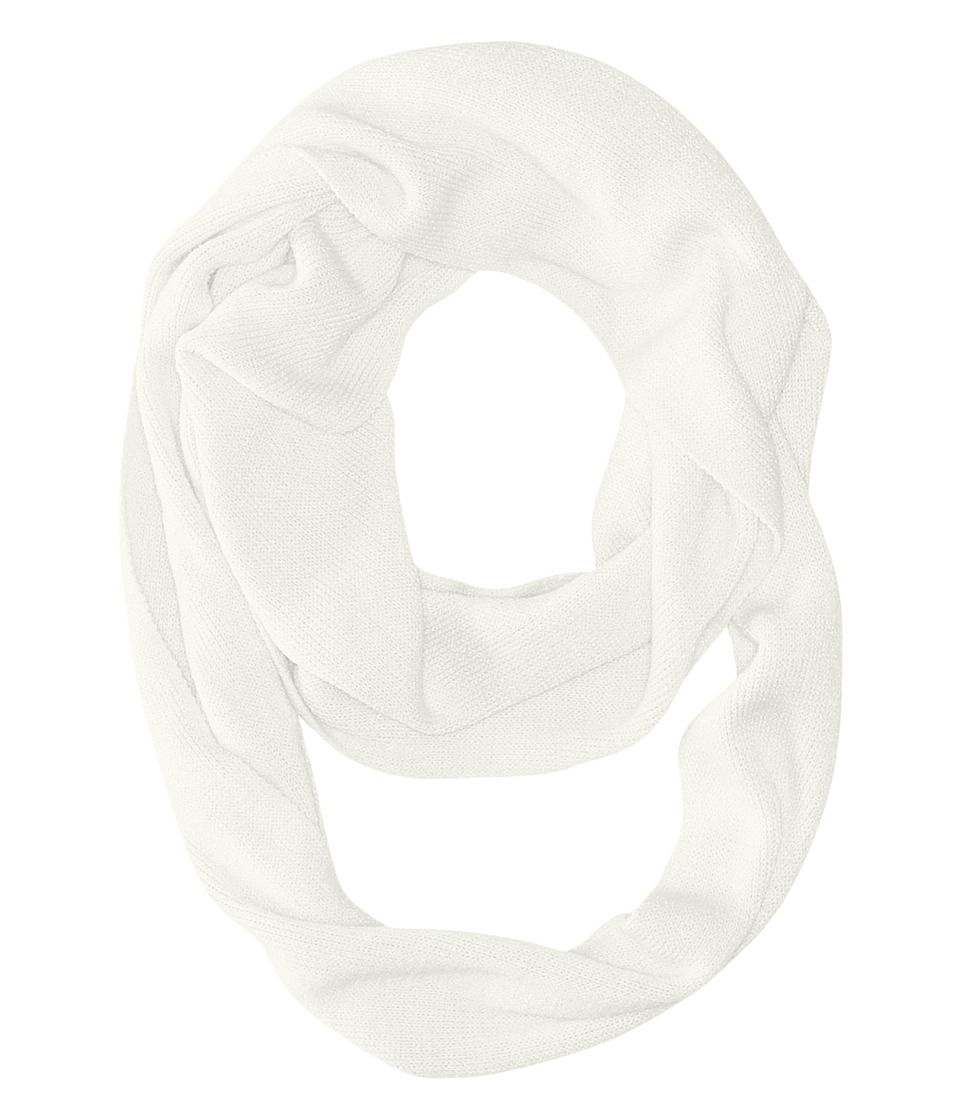 Coal - The Julietta Eternity Scarf (Creme) Scarves