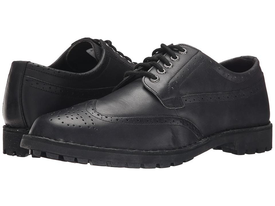 Sebago Metcalf Wing Tip Grey Leather  8fcqnxa1