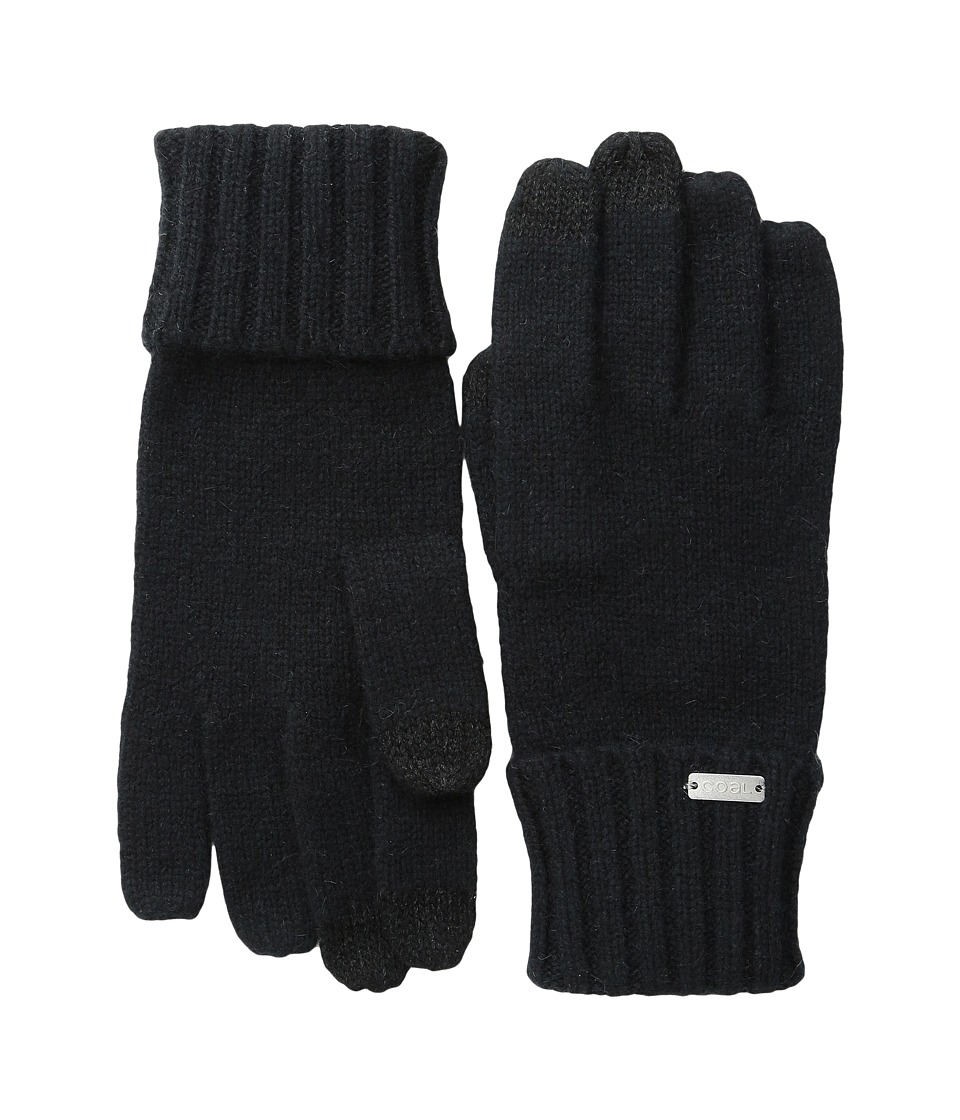 Coal - The Woods Glove (Black) Dress Gloves