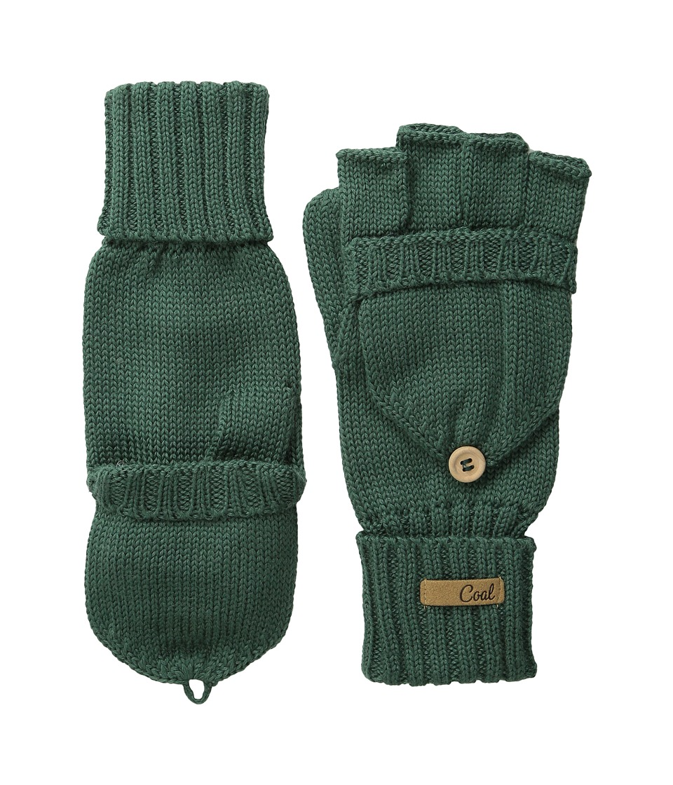 Coal - The Cameron Glove (Sage) Wool Gloves