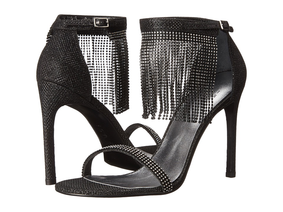 Stuart Weitzman Bridal & Evening Collection - Onfiresong (Black Noir) High Heels