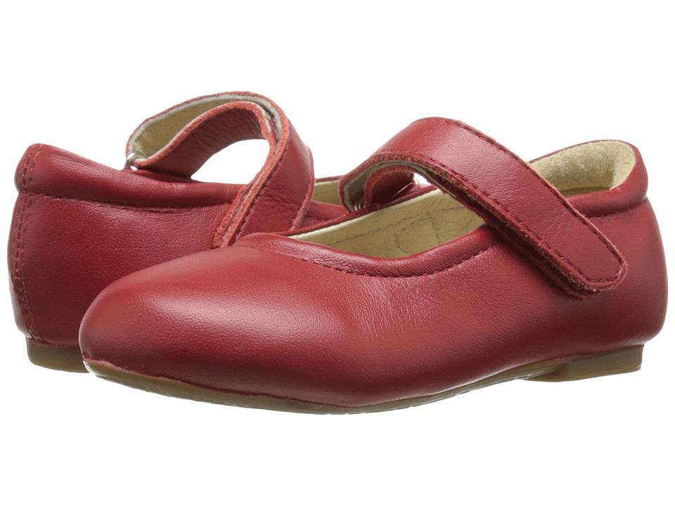 Old Soles - Praline Shoes (Toddler/Little Kid) (Red) Girls Shoes
