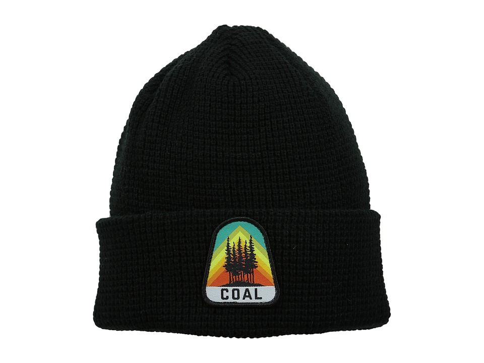 Coal - The Summit Beanie (Black) Beanies
