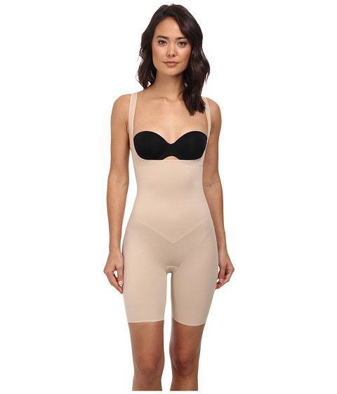 TC Fine Intimates - Torsette Long Leg Shapewear - Bottom 4241 (Cupid Nude) Women's Underwear