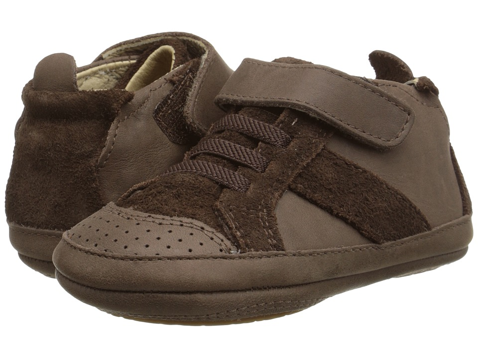 Old Soles - Tall Bambini (Infant/Toddler) (Distressed Brown) Boys Shoes
