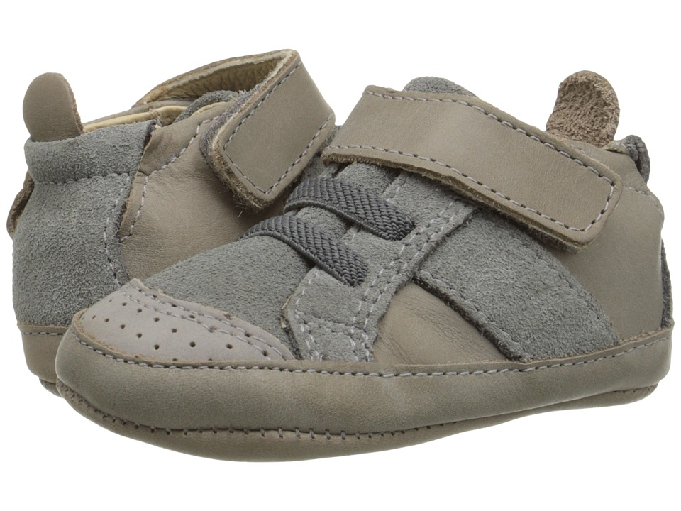 Old Soles - Tall Bambini (Infant/Toddler) (Distressed Grey) Boys Shoes