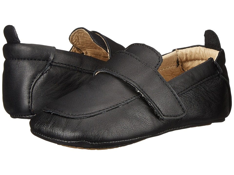 Old Soles - Global Shoe (Infant/Toddler) (Black) Boy's Shoes