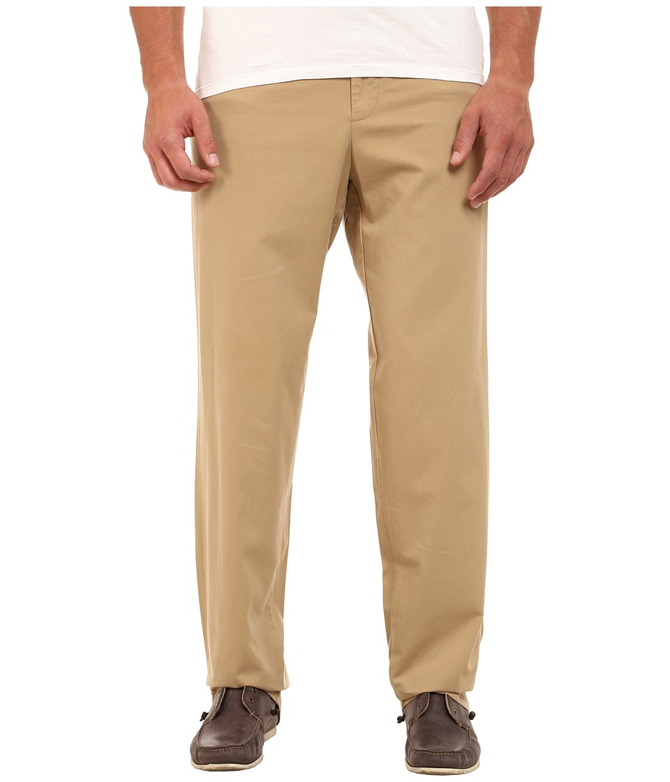 Tommy Bahama Big & Tall - Big Tall Island Chino (Tanned) Men's Casual Pants