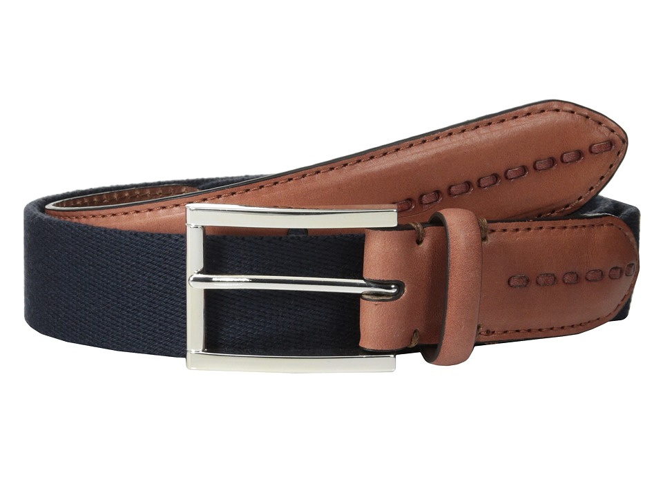 Trafalgar - Freemont (Navy) Men's Belts