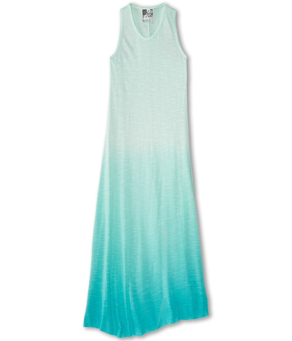 Young Fabulous & Broke Mini - Blair Maxi (Little Kids/Big Kids) (Turquoise/Ombre) Girl's Dress