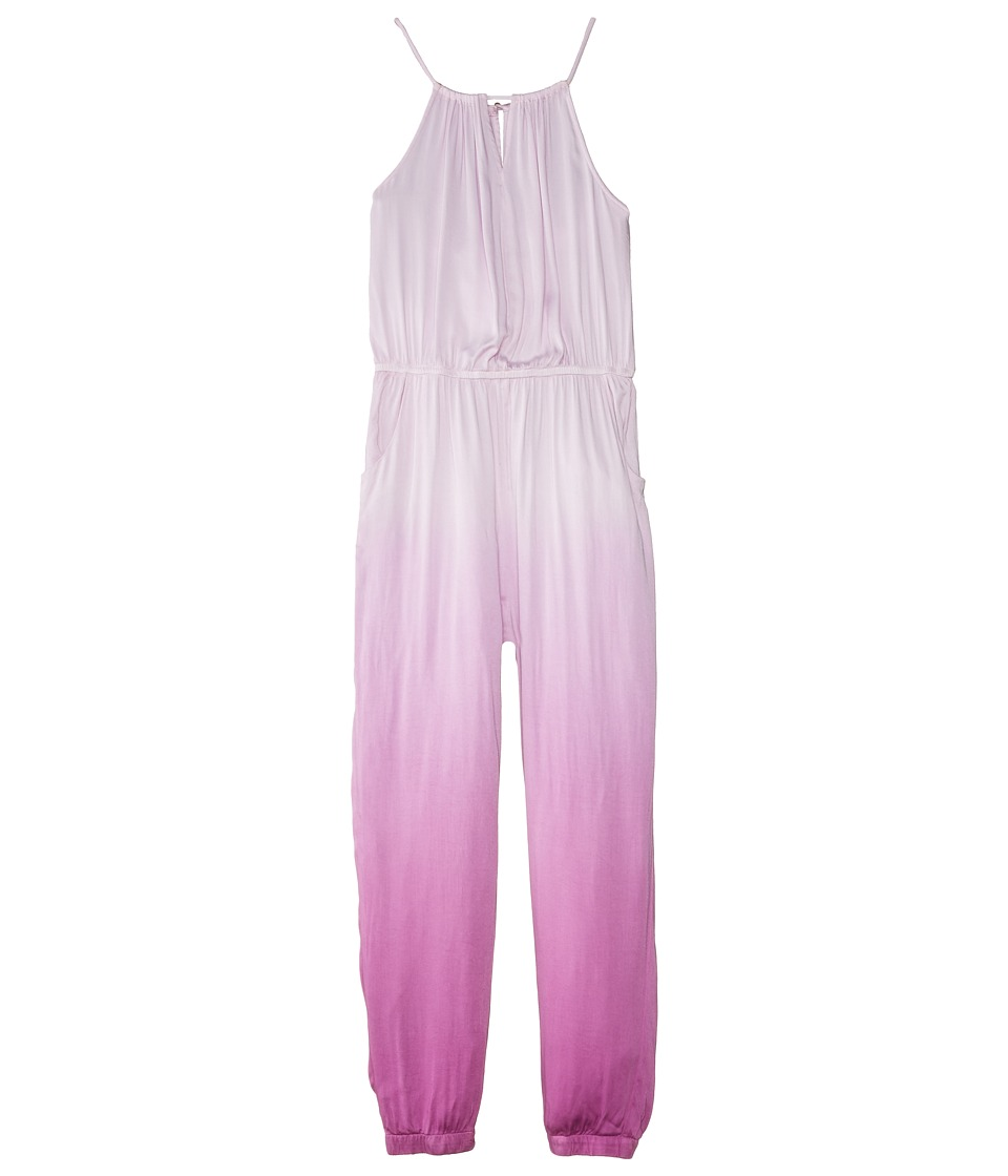 Young Fabulous & Broke Mini - Kellen Jumpsuit (Little Kids/Big Kids) (Orchid Ombre) Girl's Jumpsuit & Rompers One Piece