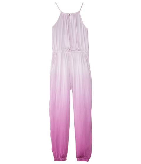 Young Fabulous & Broke Mini - Kellen Jumpsuit (Little Kids/Big Kids) (Orchid Ombre) Girl
