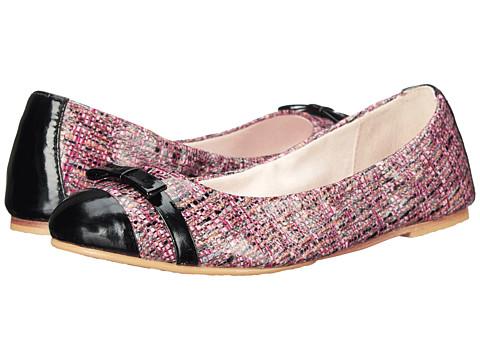 Bloch Kids - Clarisse (Toddler/Little Kid/Big Kid) (Candy Pink/Black) Girls Shoes