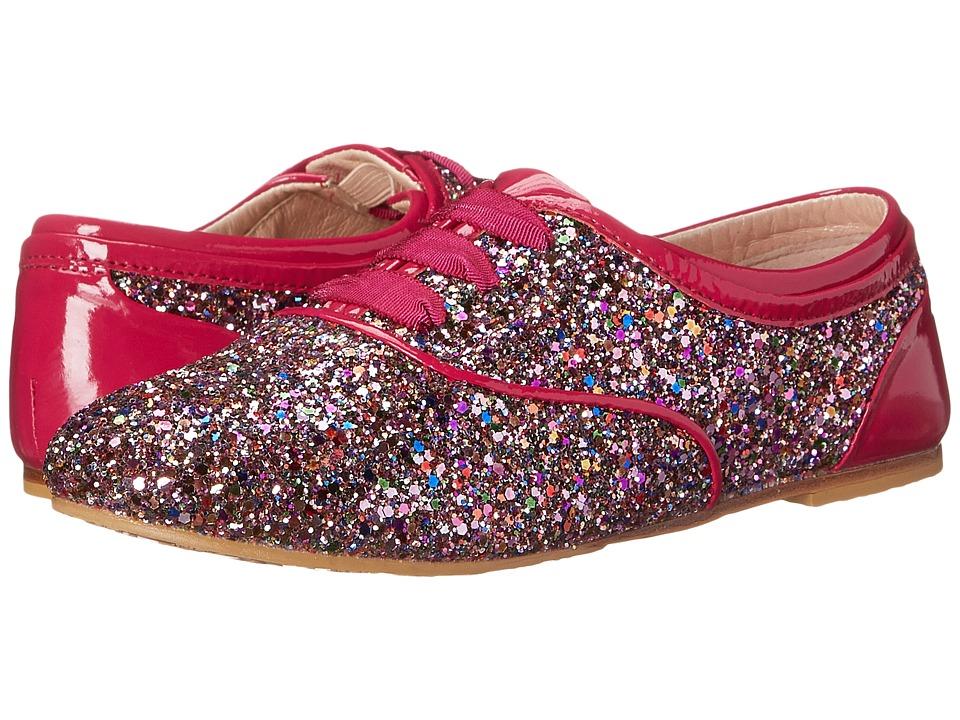 Bloch Kids - Aurore (Toddler/Little Kid/Big Kid) (Pink Multi) Girls Shoes