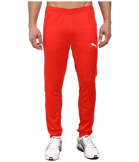 PUMA - Training Pant (Red/White) Men