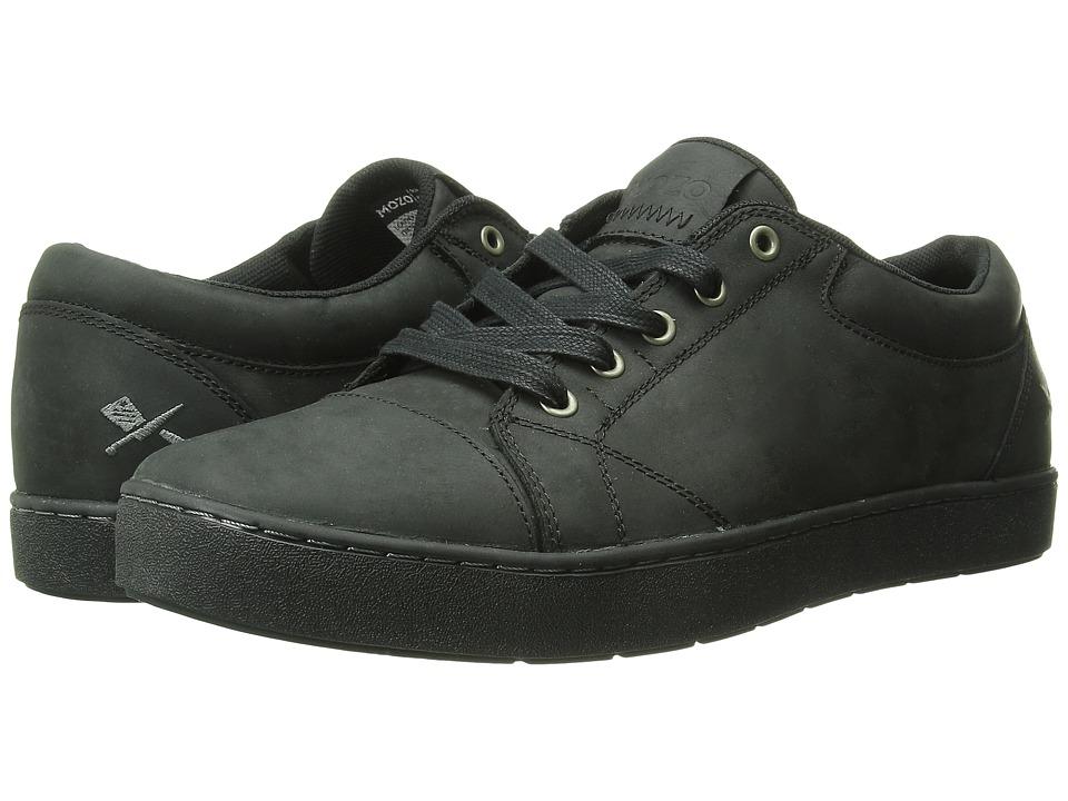 MOZO - Maverick - Leather (Black) Men