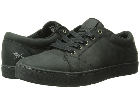 MOZO - Maverick - Leather (Black) Men's Lace up casual Shoes