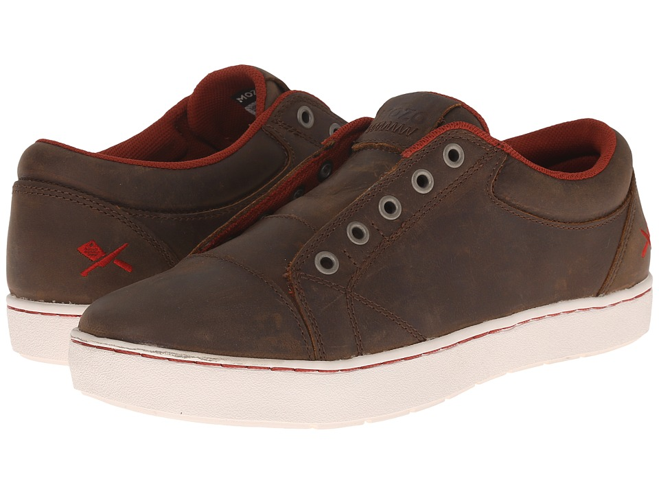 MOZO Maverick Leather (Brown) Men
