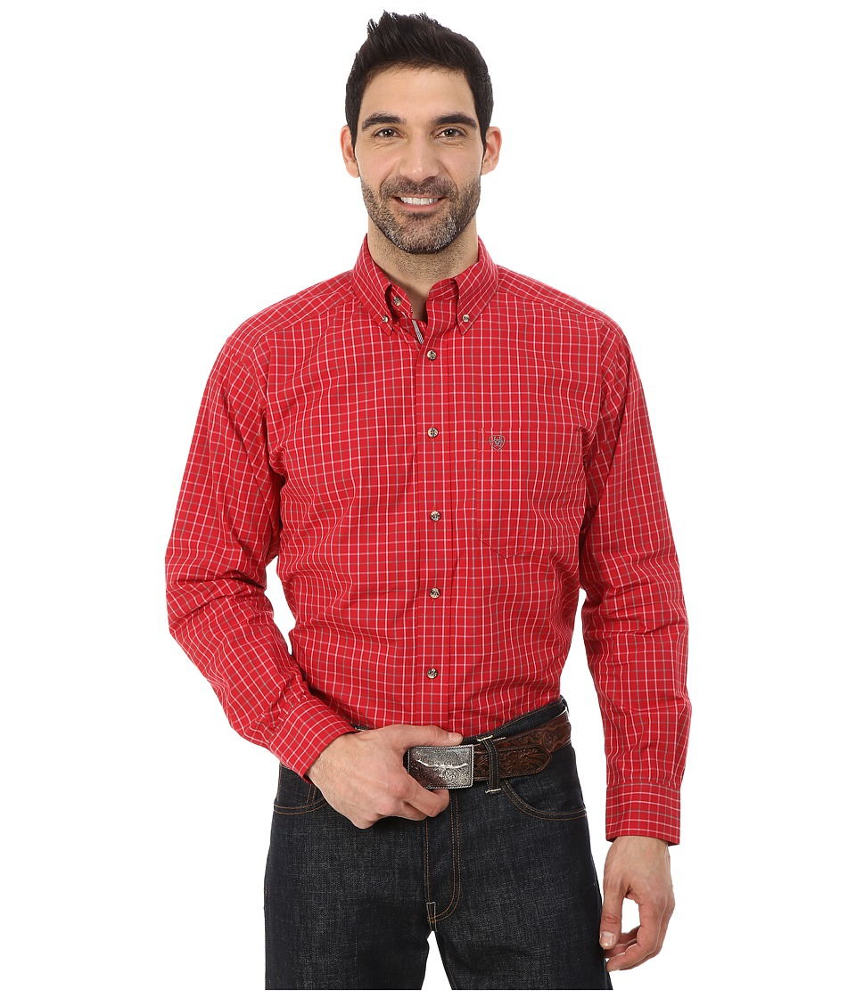 Ariat - Cody Shirt (Garnet) Men