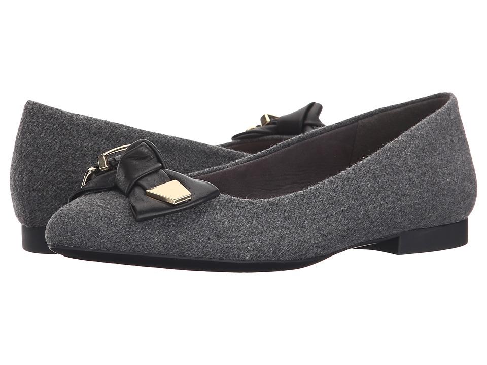 Bella-Vita Ozark (Grey Flannel/Black) Women