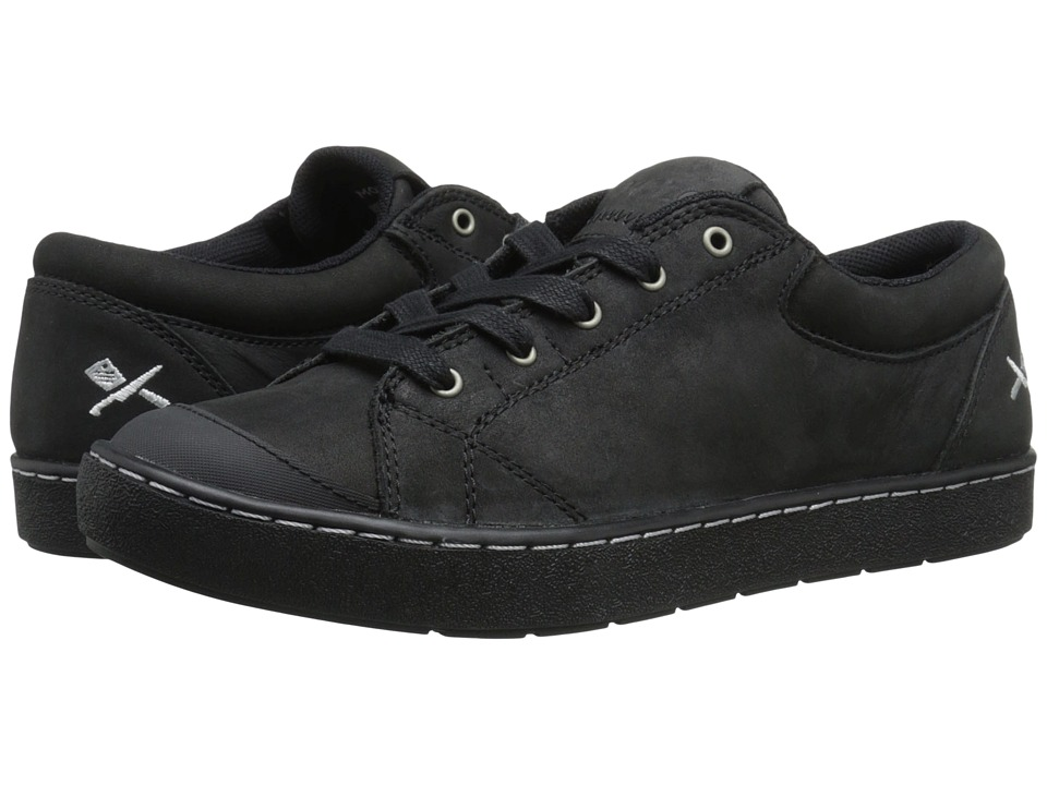 MOZO - The Maven - Leather (Black) Women's Shoes