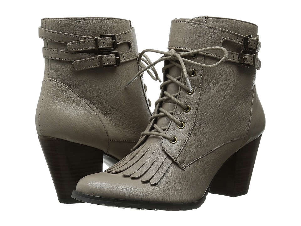 Bella-Vita - Kody (Stone) Women's Dress Lace-up Boots