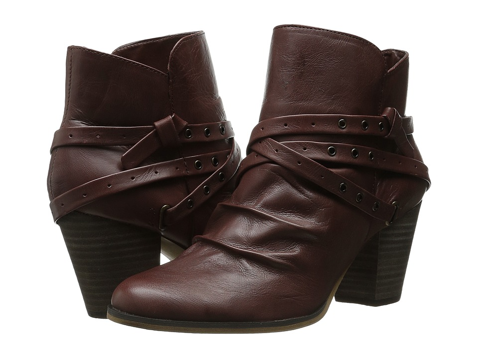 Bella-Vita - Kiki (Dark Tan) Women's Boots