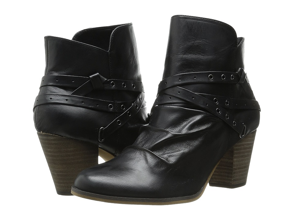 Bella-Vita - Kiki (Black) Women's Boots