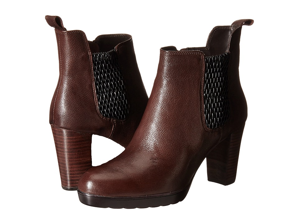 Bella-Vita - Zana (Dark Brown/Dark Brown Gore) Women's Boots