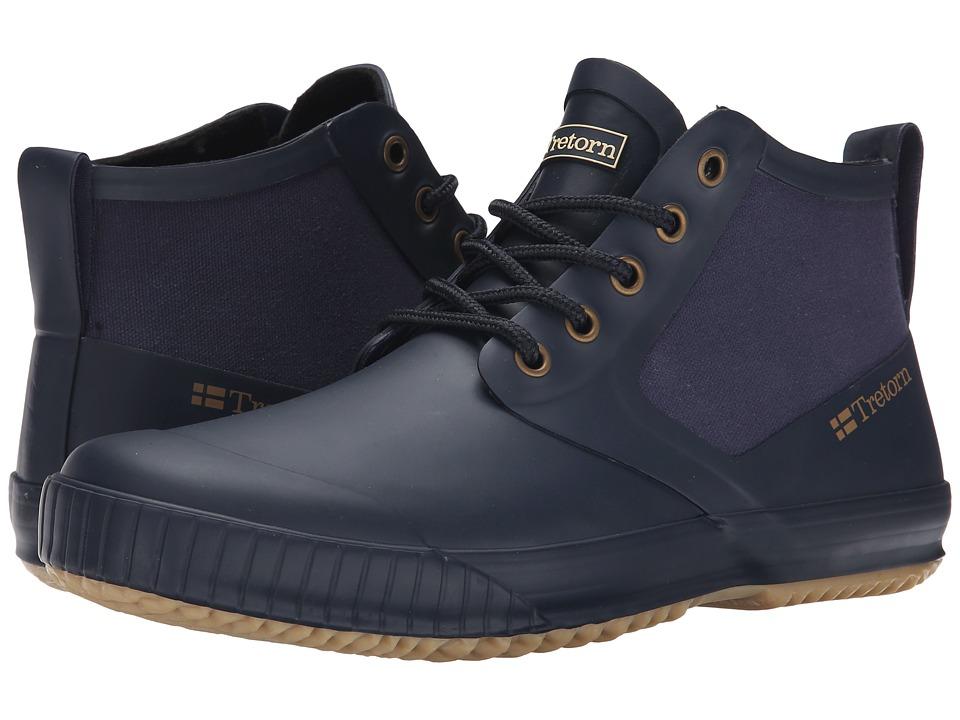 Tretorn - New Gunnar (Navy/Blue) Men