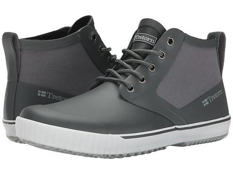 Tretorn - New Gunnar (Gumetal) Men's Rain Boots