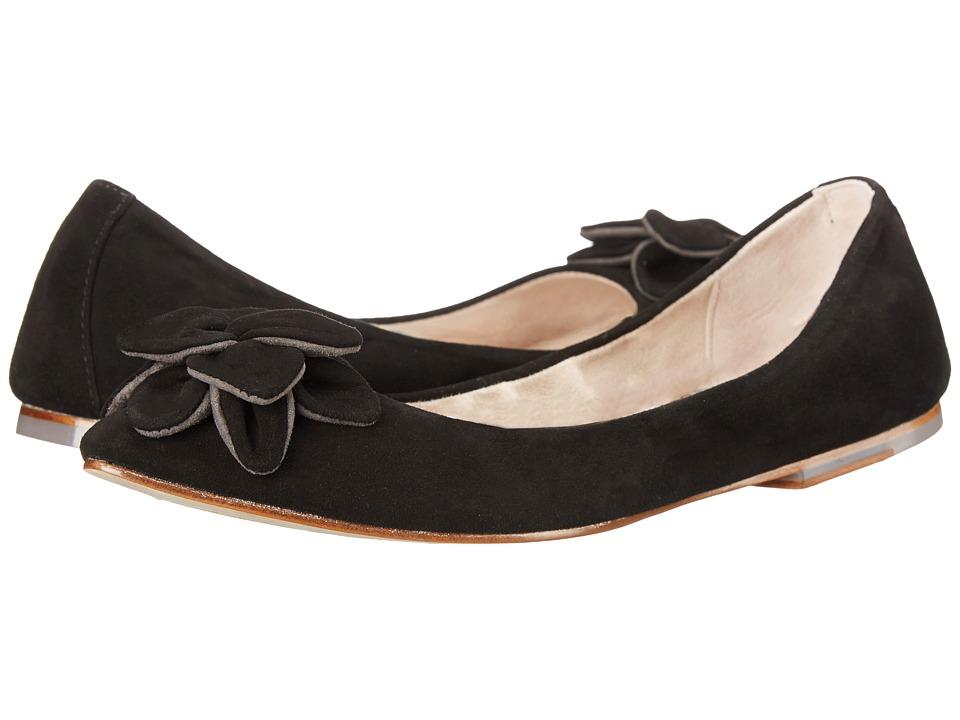 Bloch - Celine (Black/Urban Grey) Women's Dress Flat Shoes