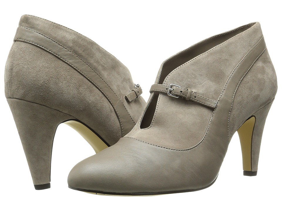 Bella-Vita Neely (Stone/Stone Suede) High Heels
