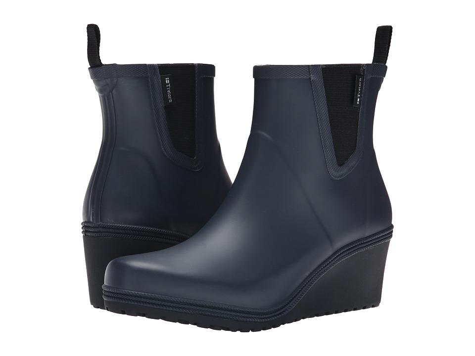 Tretorn - Emma (Navy) Women's Rain Boots