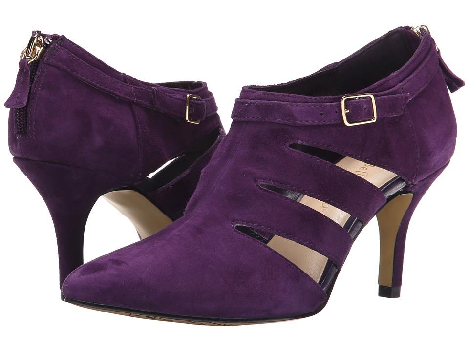 Bella-Vita Dylan (Eggplant Suede) High Heels