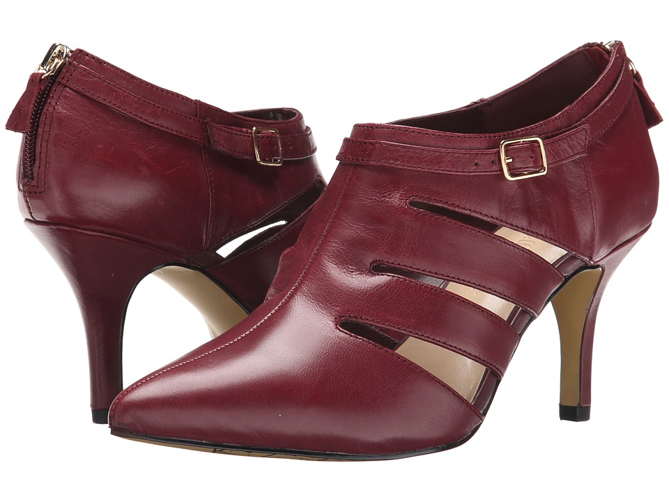 Bella-Vita - Dylan (Burgundy) High Heels