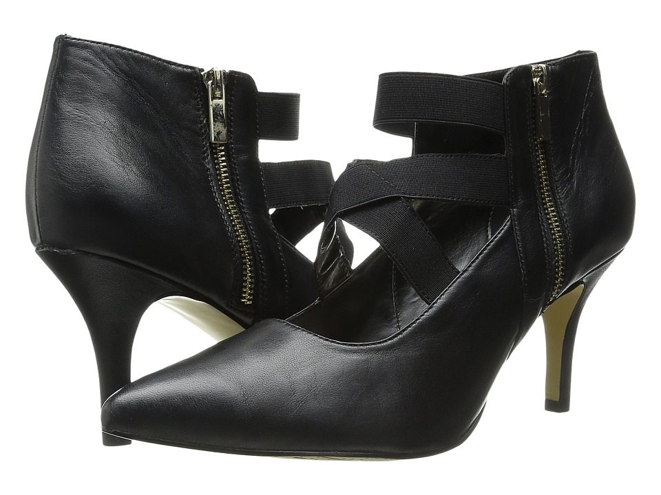 Bella-Vita Diza (Black/Black Gore) High Heels