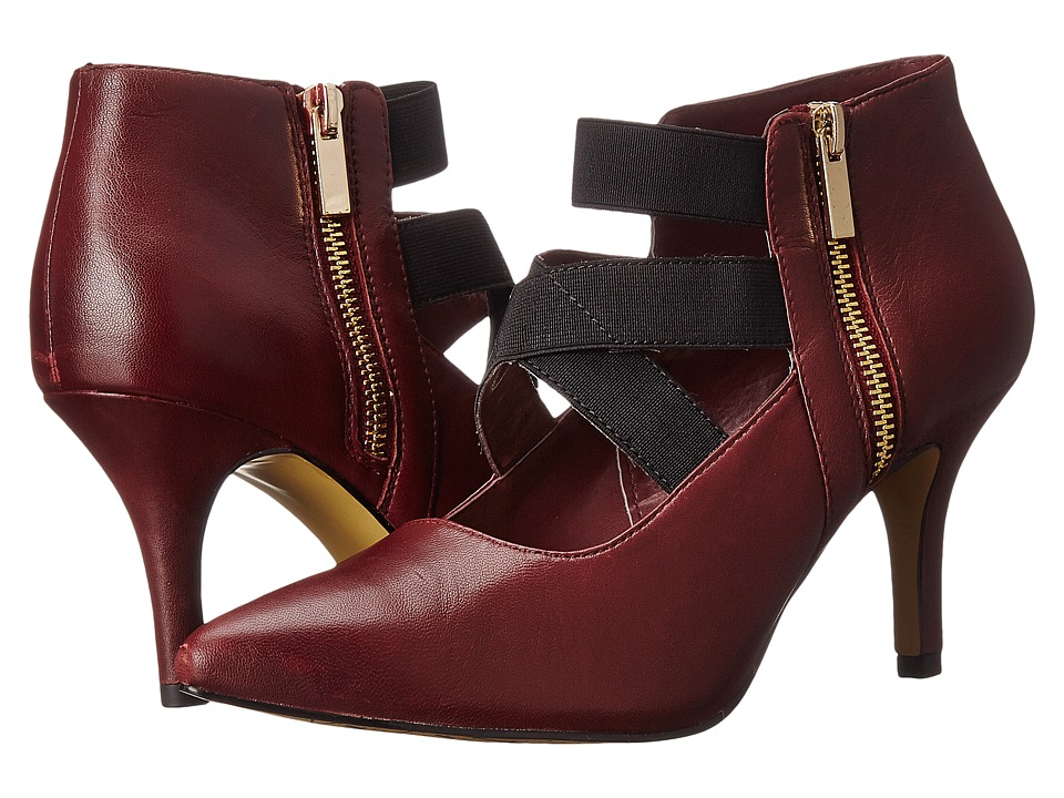Bella-Vita - Diza (Burgundy/Black Gore) High Heels