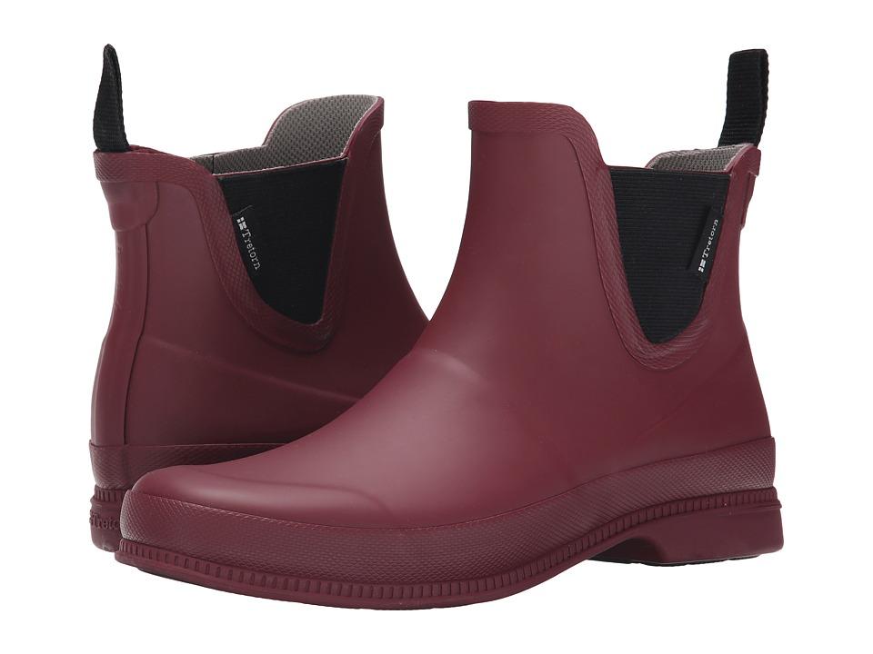 Tretorn - Eva Classic (Burgundy) Women's Rain Boots