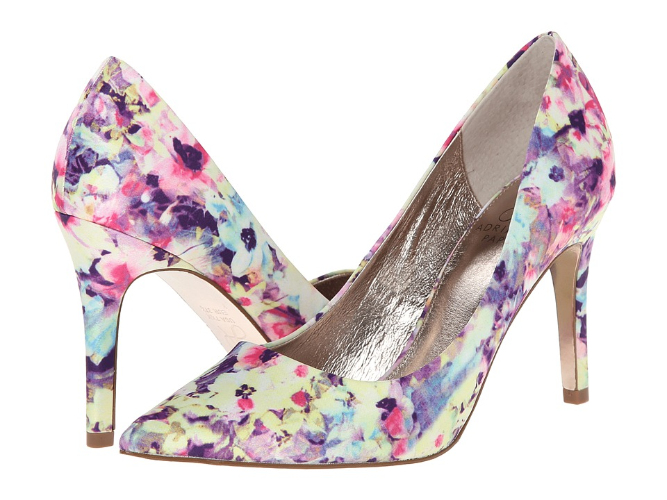 Adrianna Papell - Adrianna (Lilac Floral Print) High Heels