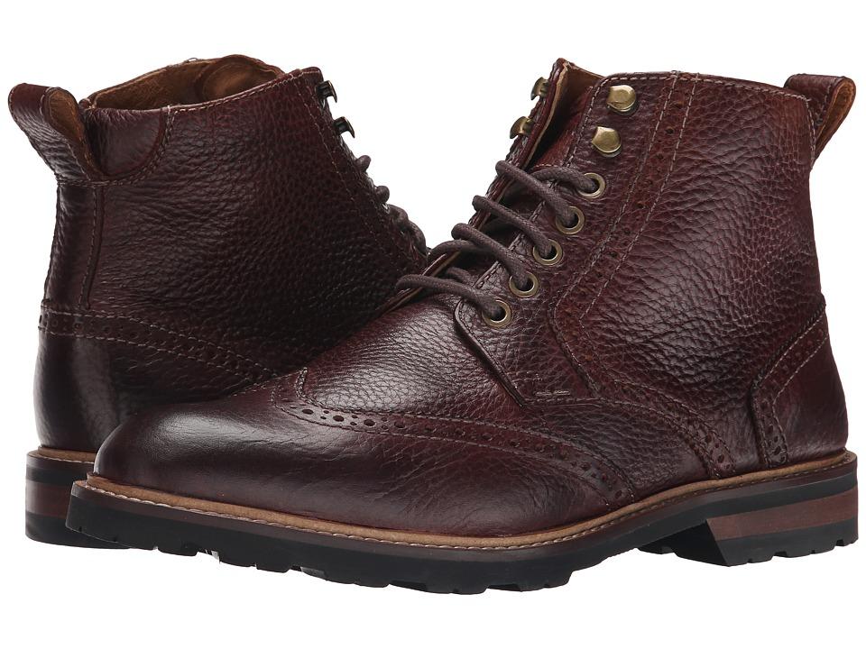 Florsheim Kilbourn Wingtop Boot (Brown Milled) Men